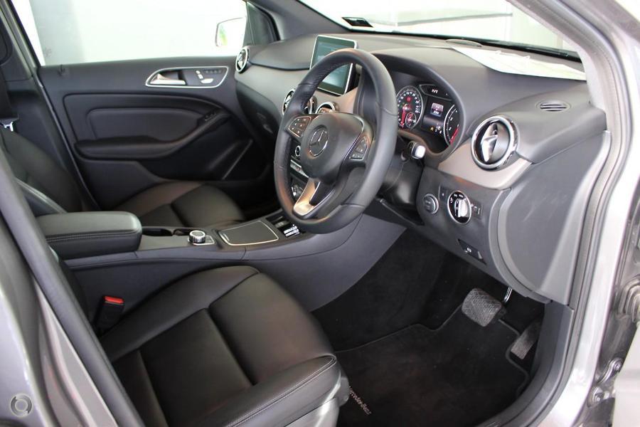 2016 Mercedes-Benz B 180 Sports Tourer