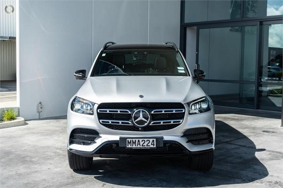 2019 Mercedes-Benz GLS 400 Wagon