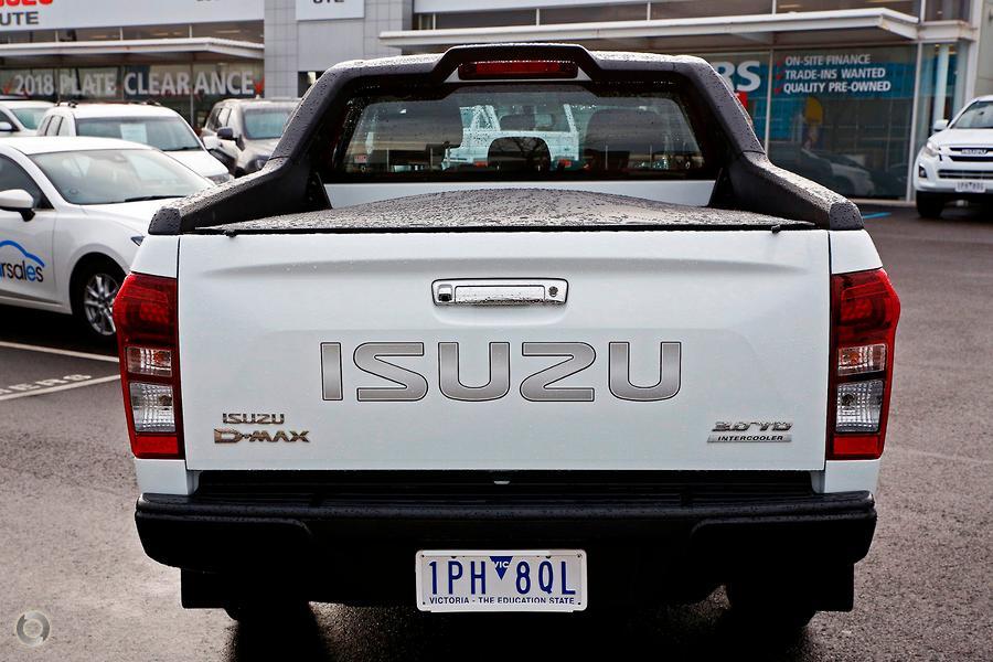 2018 Isuzu D-MAX LS-M (No Series)