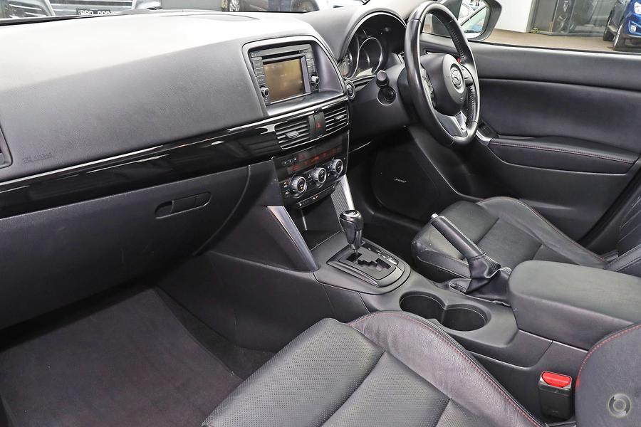 2013 Mazda CX-5 Akera KE Series