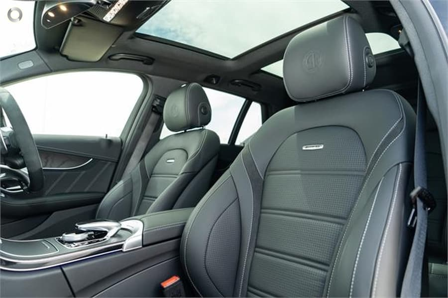 2020 Mercedes-AMG C 63 Estate