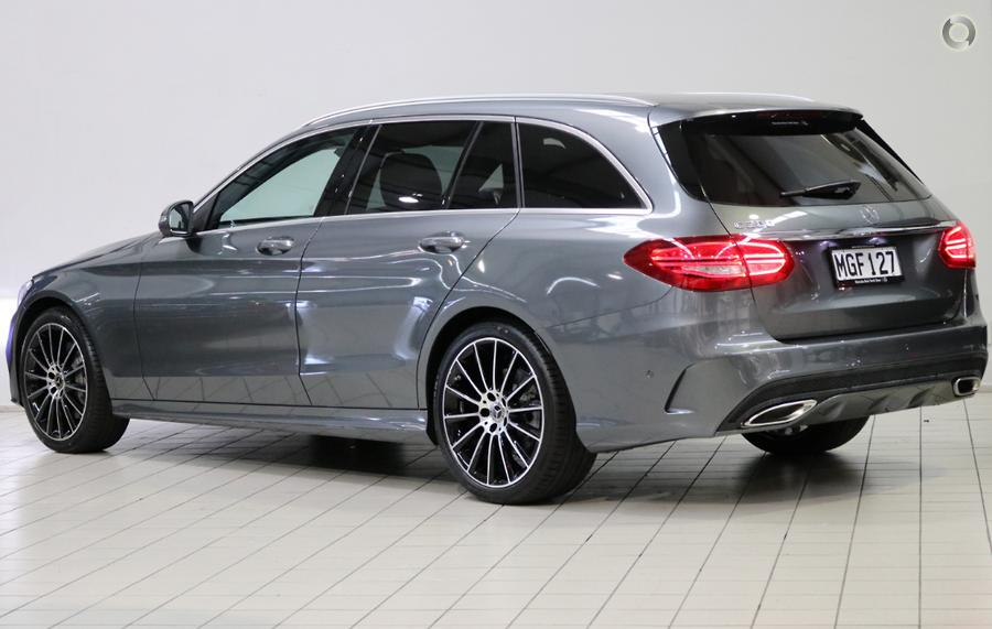 2019 Mercedes-Benz C 300 Estate