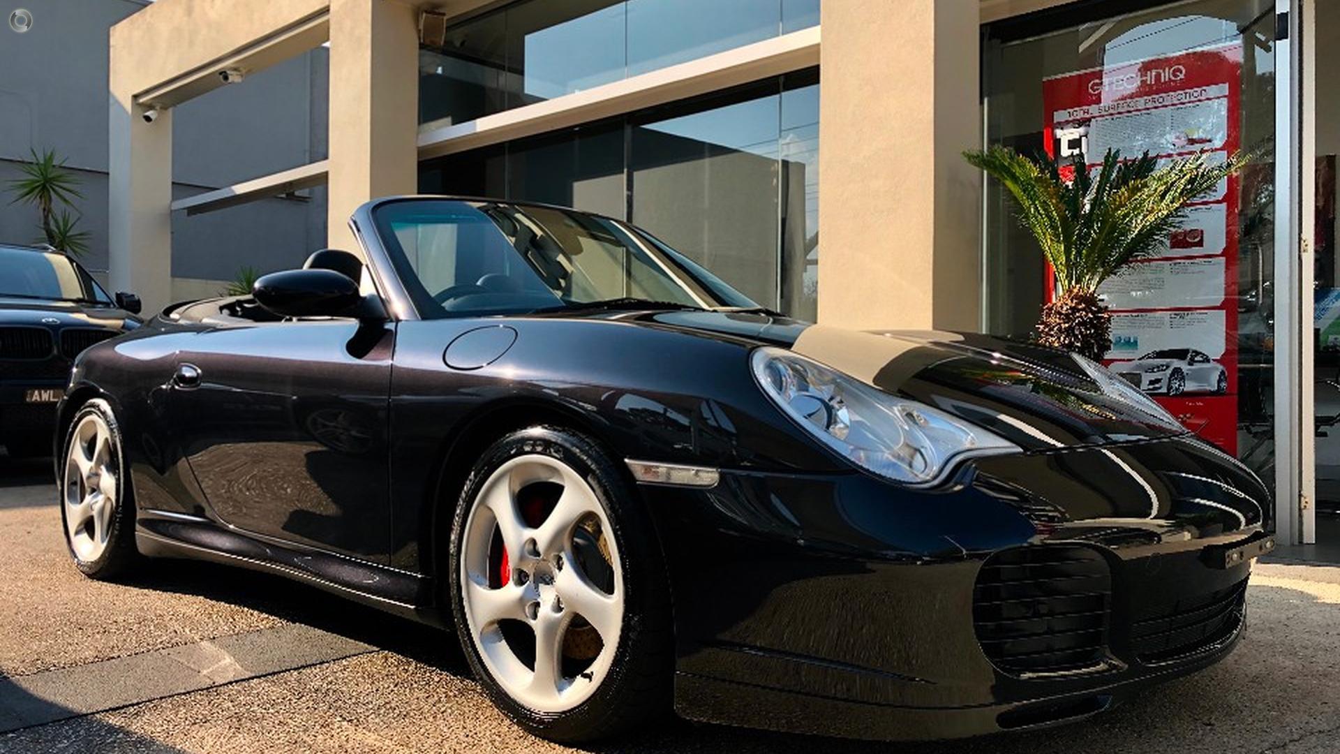 2005 Porsche 911 Carrera 996