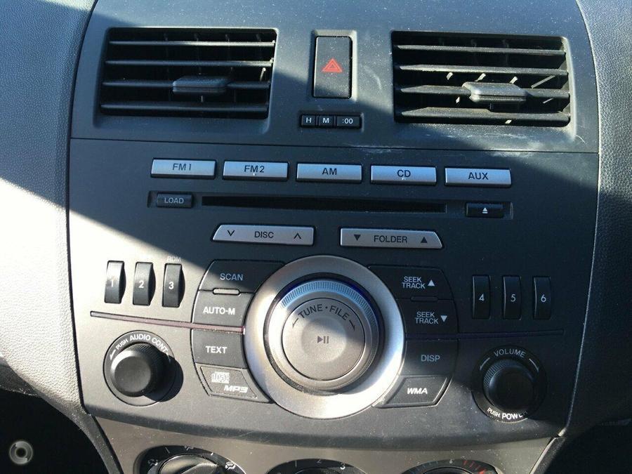 2010 Mazda 3 Neo BL Series 1