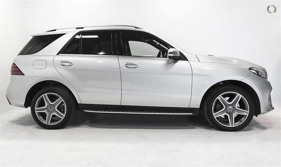 2017 Mercedes-Benz GLE 250 Wagon