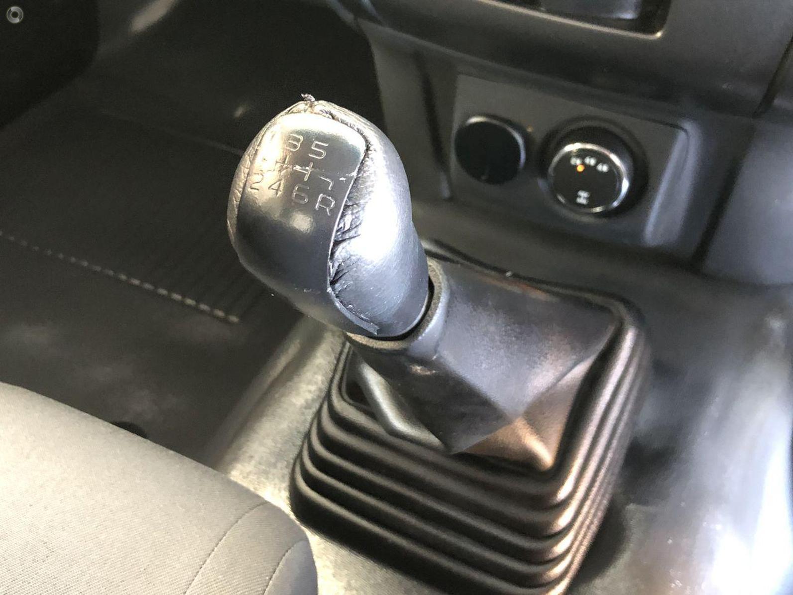2015 Holden Colorado DX RG