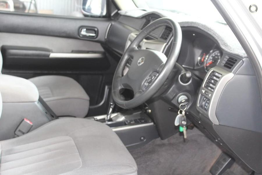 2014 Nissan Patrol ST