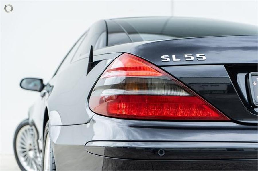 2005 Mercedes-Benz SL 55 Convertible