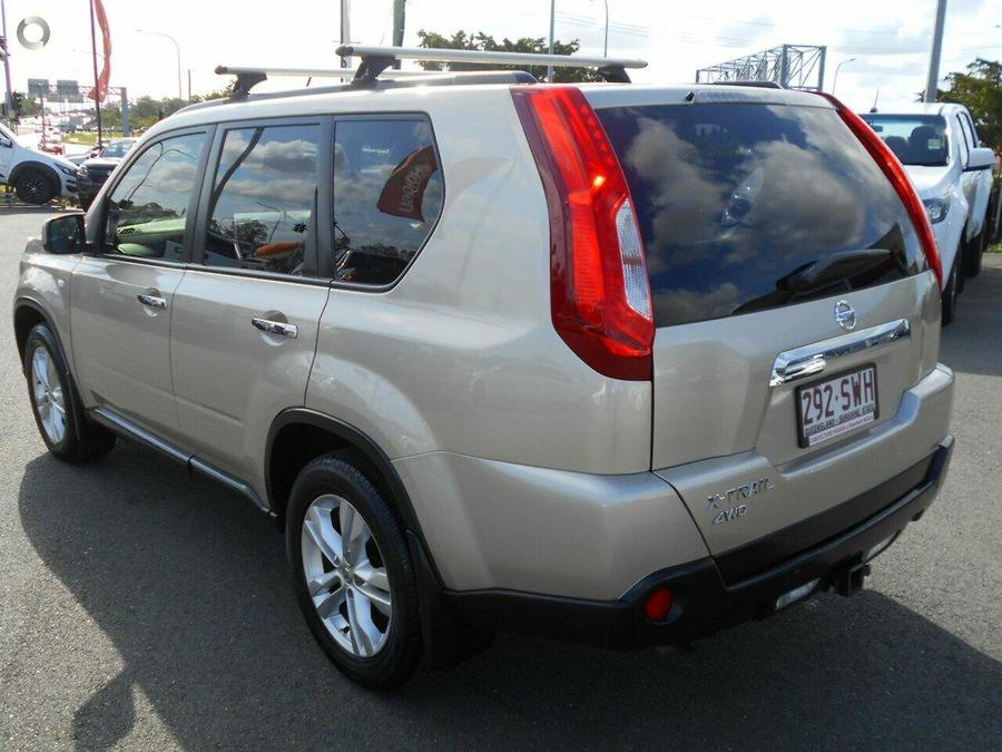 2012 Nissan X-TRAIL TS