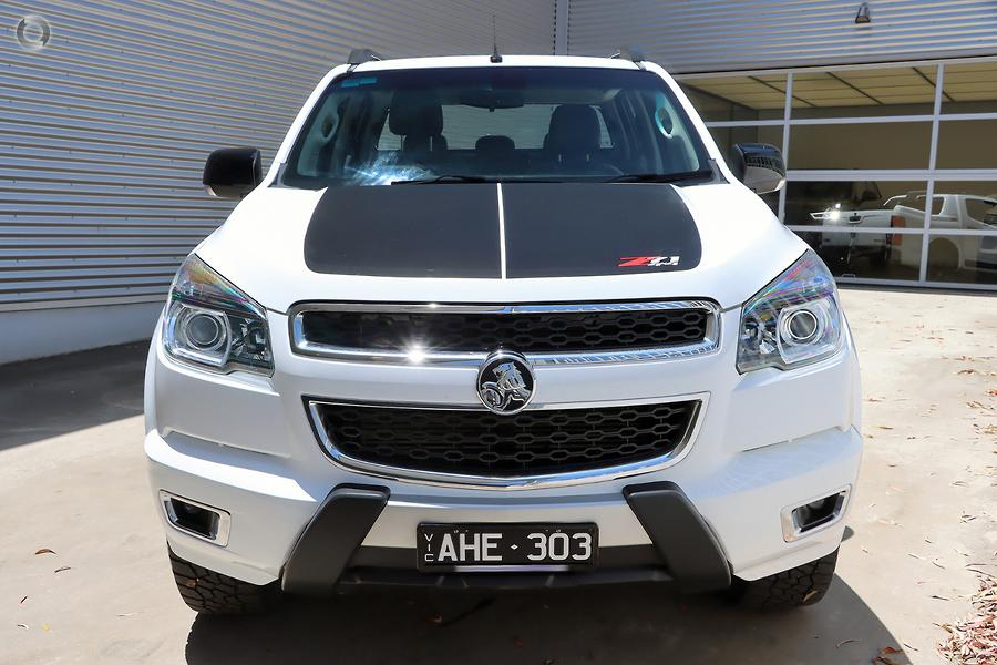 2015 Holden Colorado Z71 RG