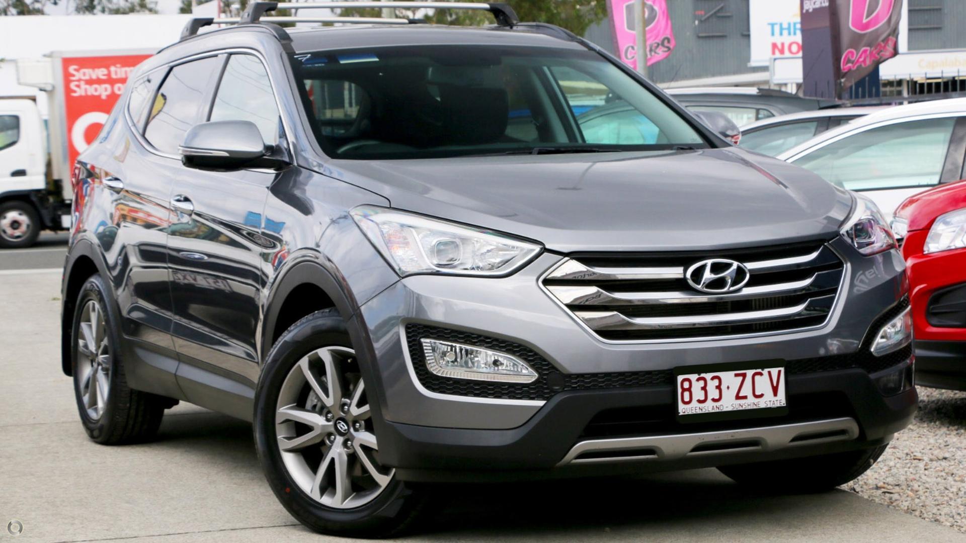2014 Hyundai Santa Fe DM