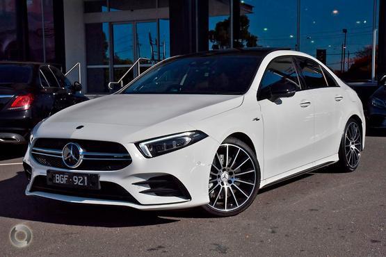 2020 Mercedes-Benz A 35 AMG