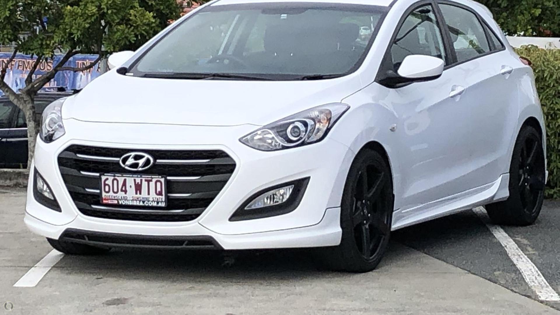 2016 Hyundai i30 GD4 Series II