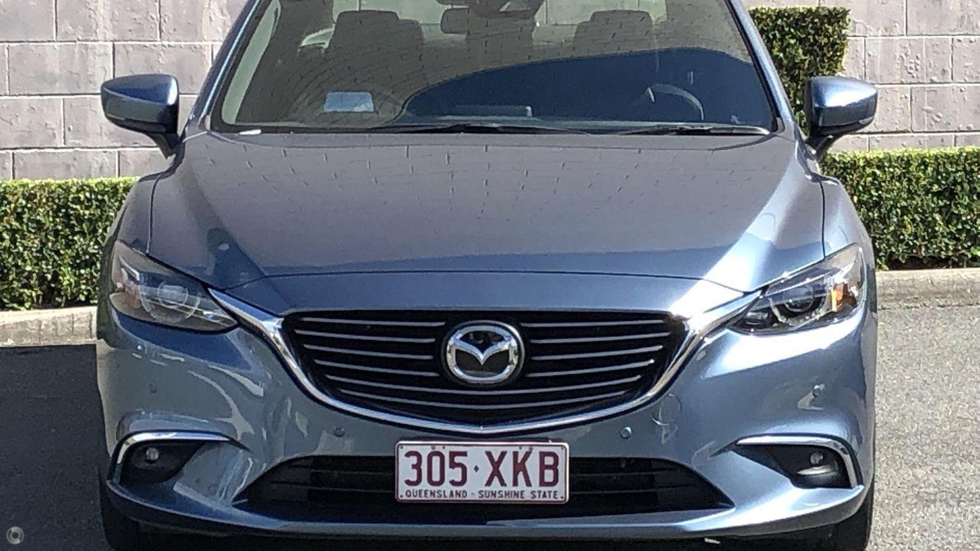 2017 Mazda 6 Atenza GL Series