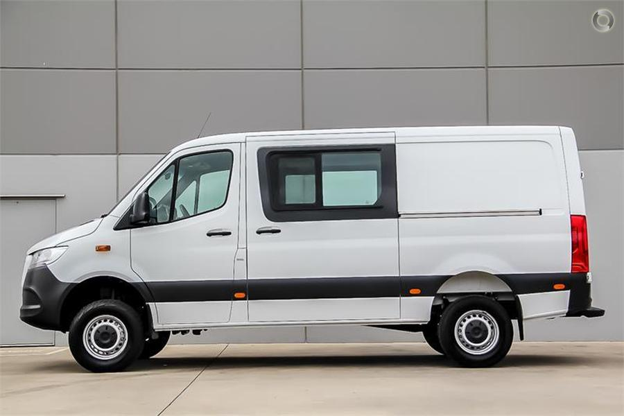 2019 Mercedes-benz Sprinter 316CDI VS30