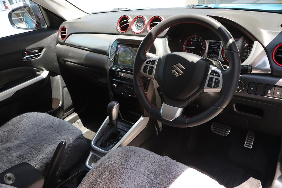 2016 Suzuki Vitara S Turbo LY