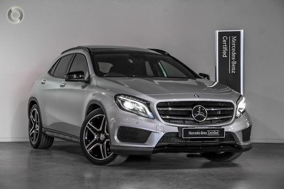 2014 Mercedes-Benz <br>GLA 250