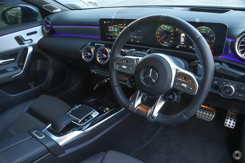 2020 Mercedes-Benz A 35 AMG Sedan