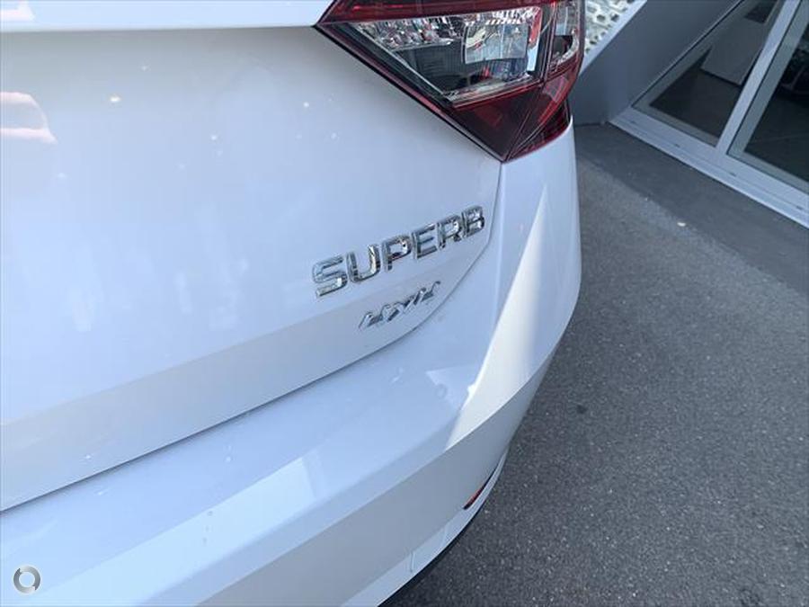 2019 ŠKODA Superb 206TSI SportLine NP
