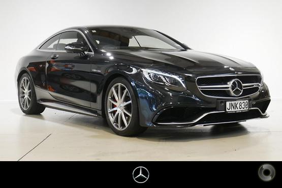 2015 Mercedes-AMG <br>S 63