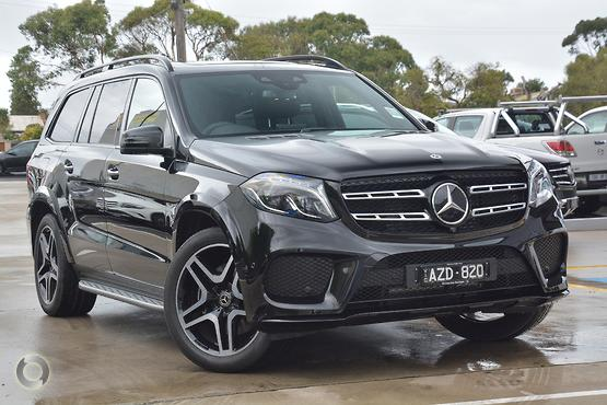 2018 Mercedes-Benz <br>GLS 350