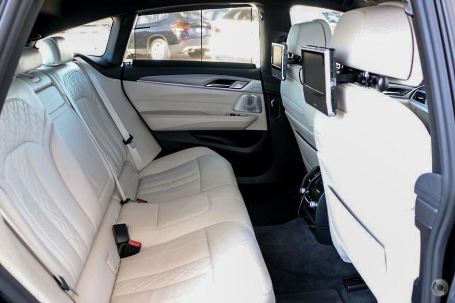 2017 BMW 630i M Sport