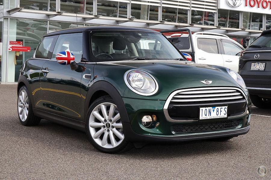 2014 MINI Hatch Cooper F56
