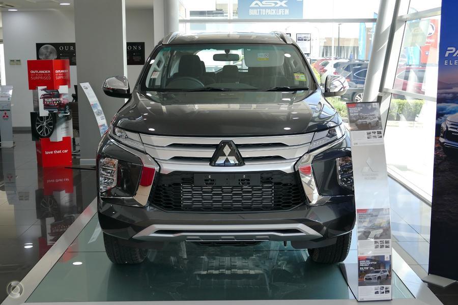 2020 Mitsubishi Pajero Sport GLX QF