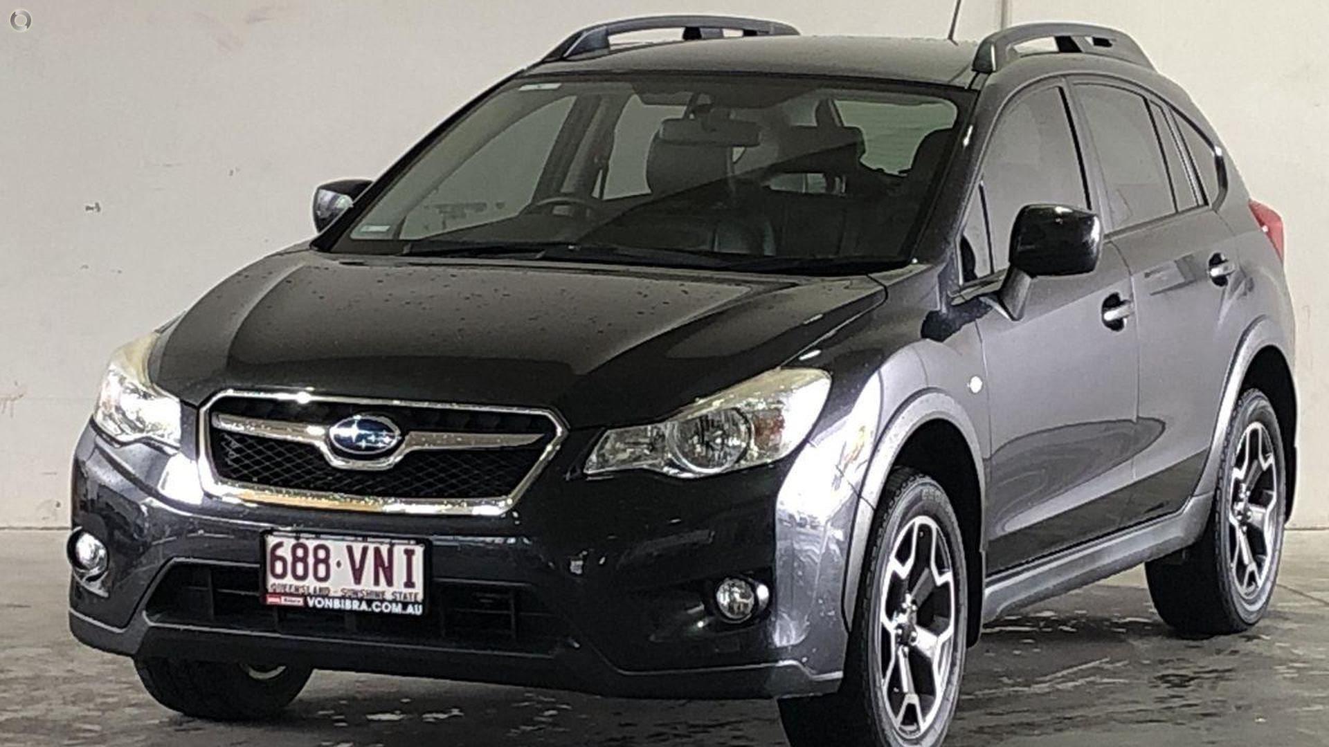 2015 Subaru Xv G4X