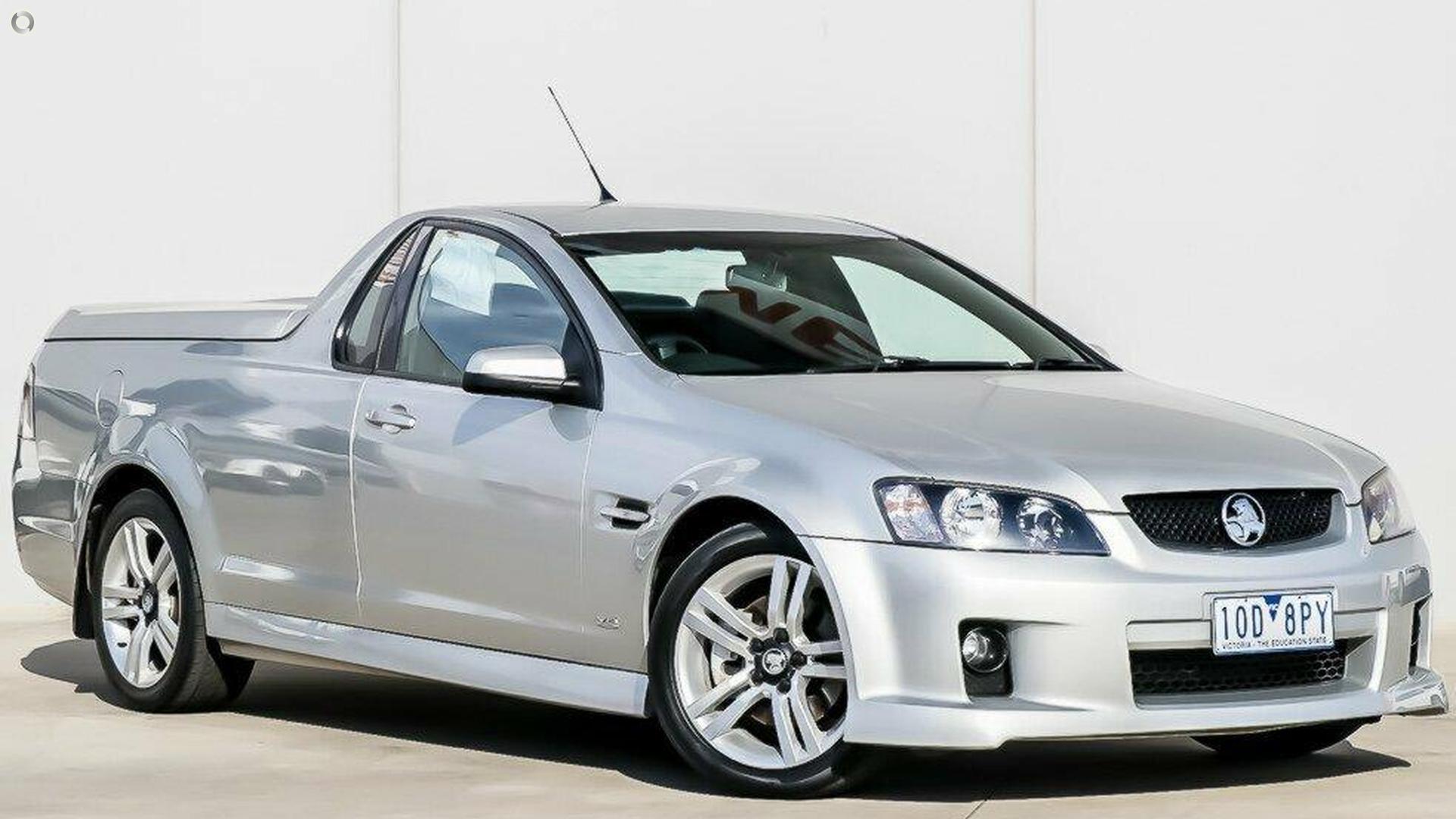 2008 Holden Ute VE