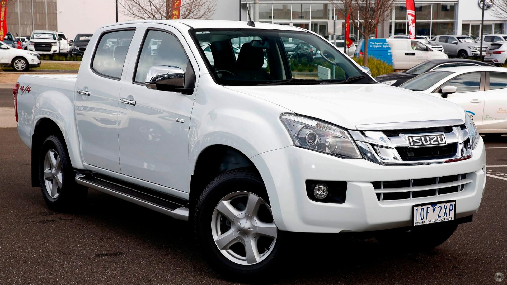2016 Isuzu D-MAX (No Series)