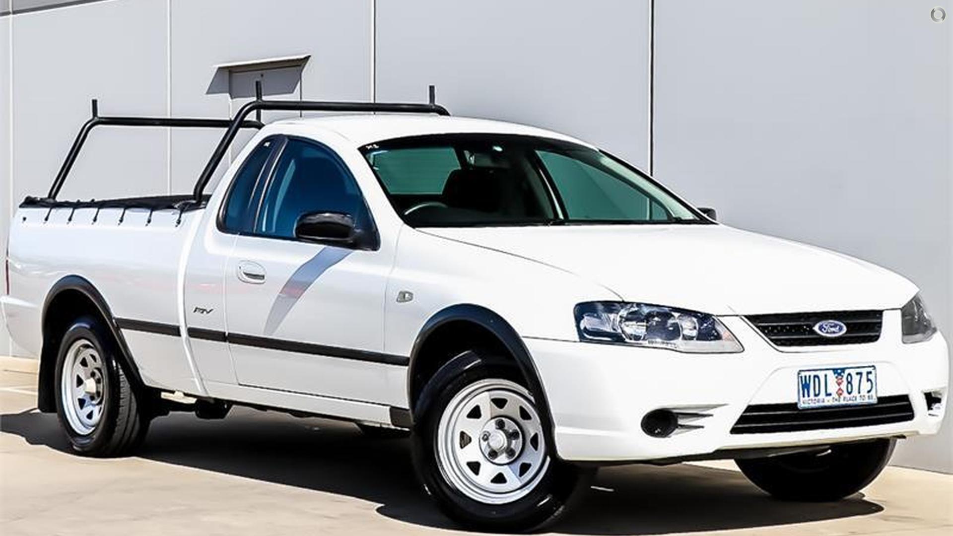 2006 Ford Falcon Ute BF Mk II