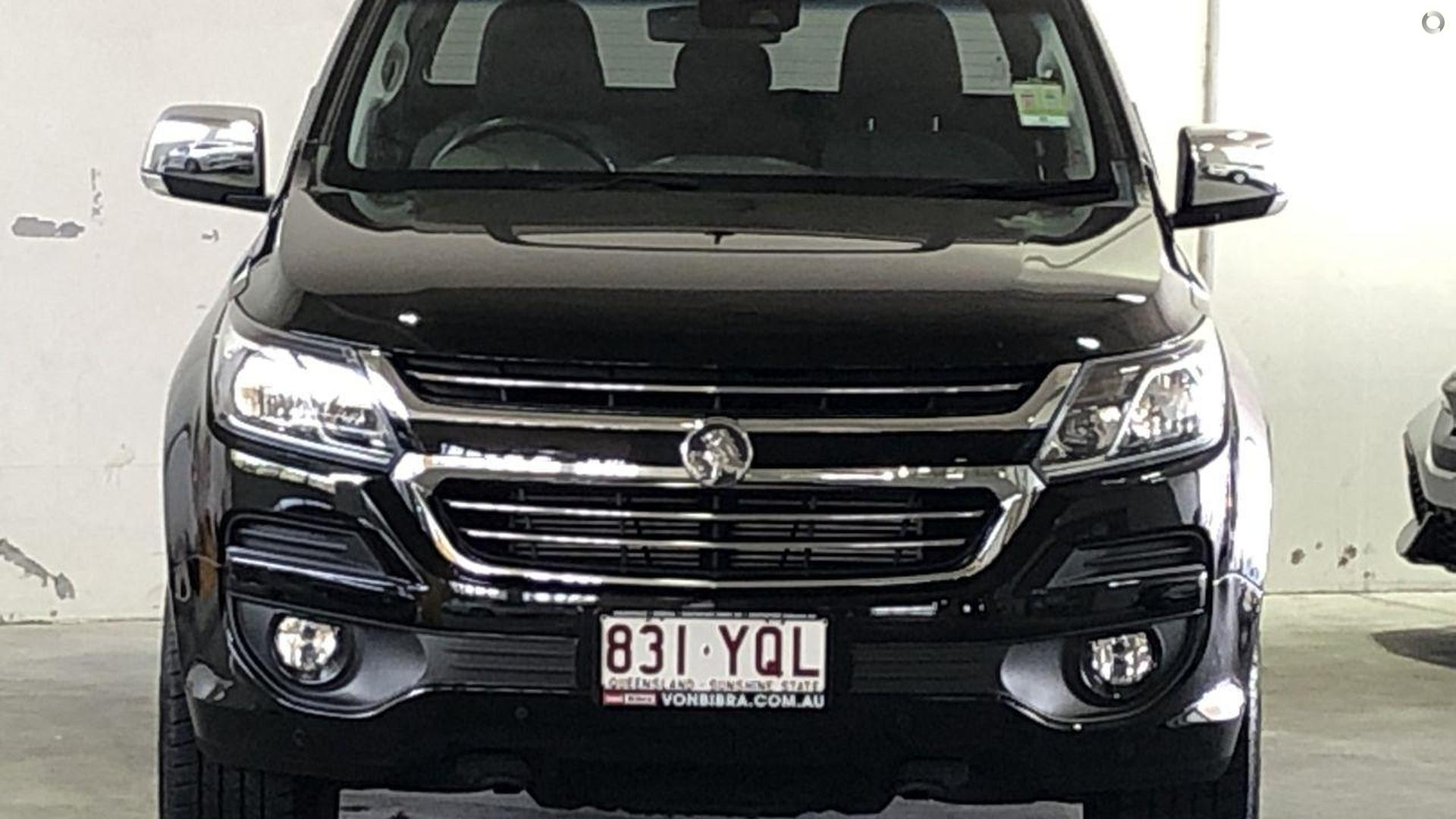 2018 Holden Colorado LTZ RG