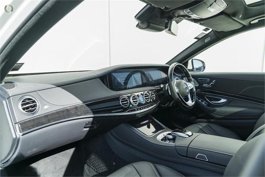 2019 Mercedes-Benz S 560 Sedan