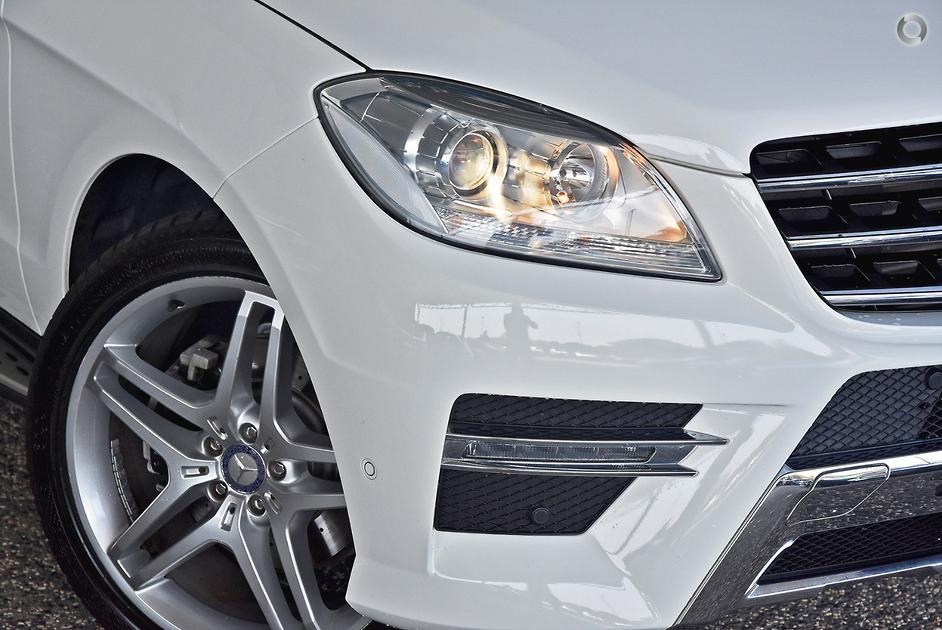 2013 Mercedes-Benz ML 250 BLUETEC Wagon
