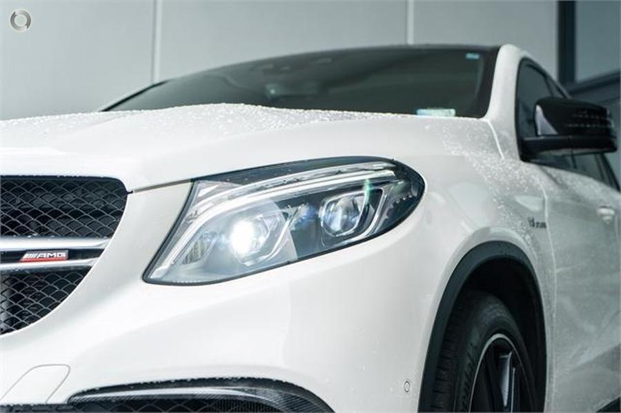 2015 Mercedes-Benz GLE 63 SUV