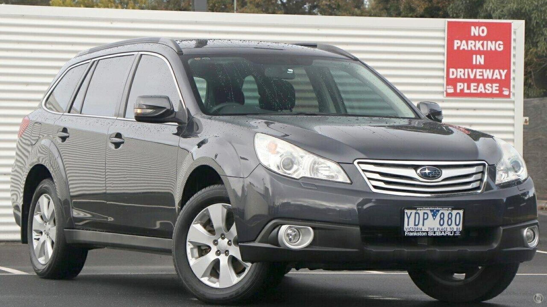 2010 Subaru Outback 4GEN