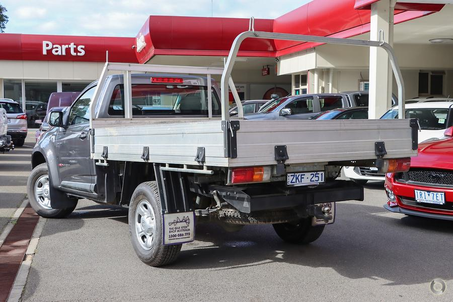 2012 Holden Colorado DX RG