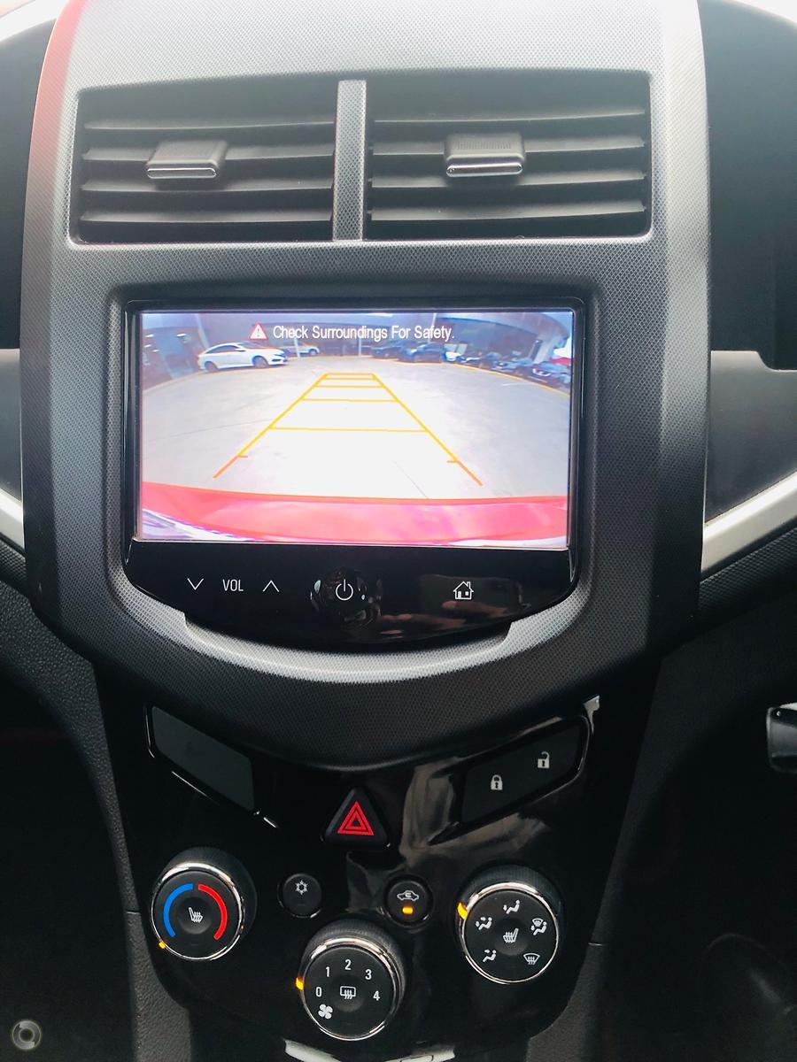 2016 Holden Barina RS TM - Western Nissan