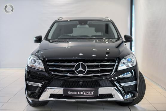 2014 Mercedes-Benz ML 250
