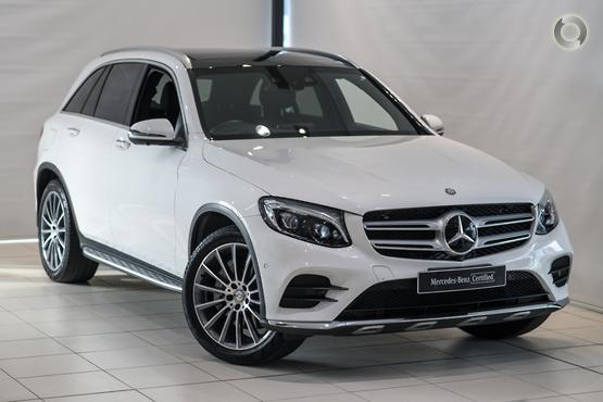 2015 Mercedes-Benz <br>GLC 250