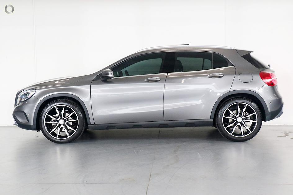 2016 Mercedes-Benz GLA 200 Suv