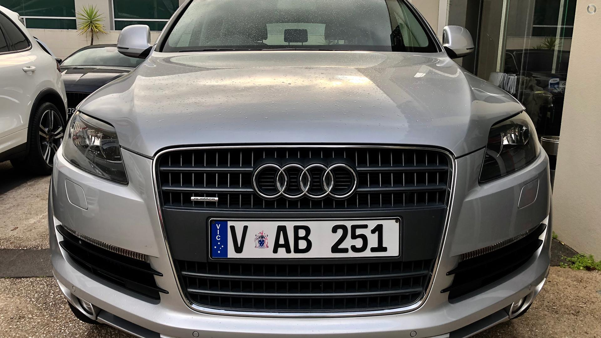 2007 Audi Q7 TDI (No Series)