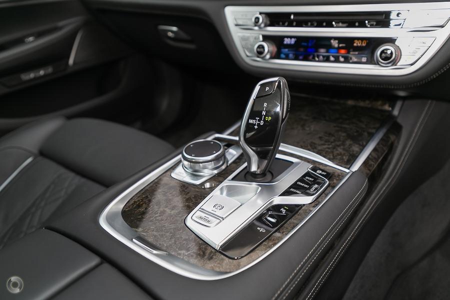 2018 BMW 750i