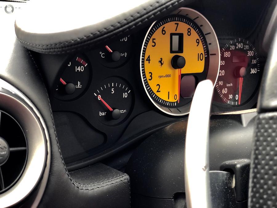 2008 Ferrari F430 F1 F136
