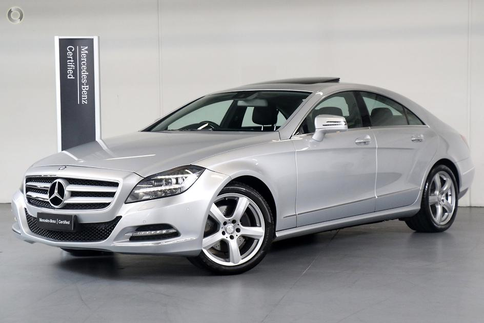 2013 Mercedes-Benz CLS 350 BLUEEFFICIENCY Coupe