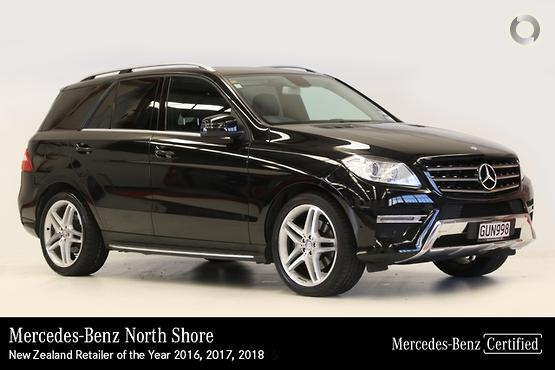 2013 Mercedes-Benz ML 250 CDI