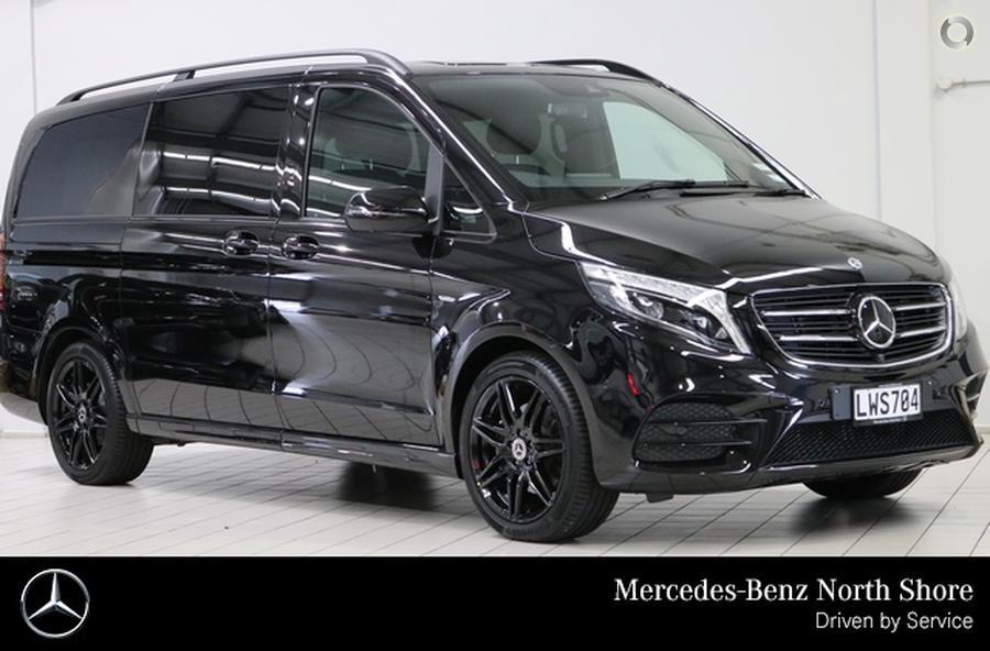 2019 Mercedes-Benz V 250 Wagon