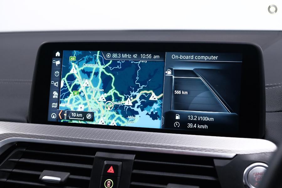 2018 BMW X3 M40i - Hornsby BMW