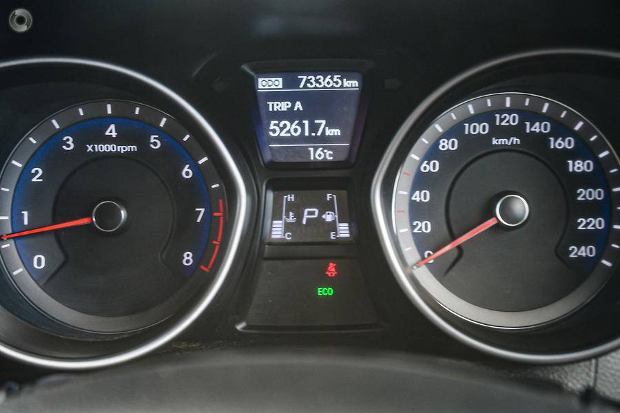 2014 Hyundai i30 Active GD3 Series II
